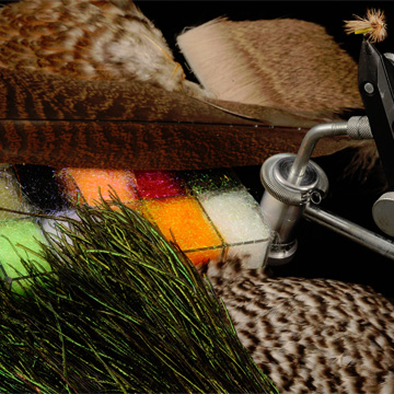 Fly Tying Materials - Feathers