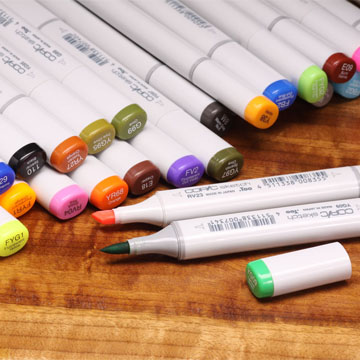 Fly Tying Materials - Paints & Markers