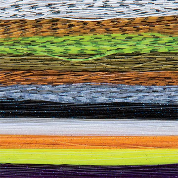 Fly Tying Materials - Rubber Legs